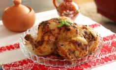 Zsájás csirke