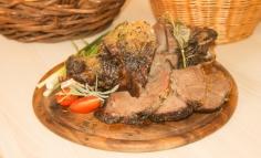 Rozmaringos báránycomb