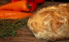 Rusztikus kenyér