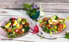 Húsvétváró saláta