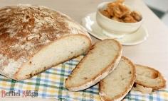 Burgonyás kovászos kenyér