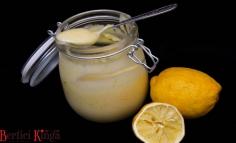 Lemon curd vagy citromszósz