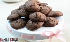 Csokis kávés cookie