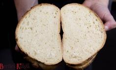 Öregtésztás kenyerem